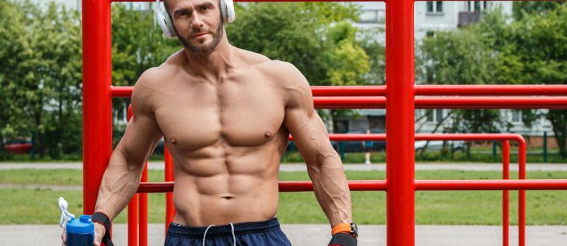 單槓「腹肌訓練」教你練出街頭健身超強核心!