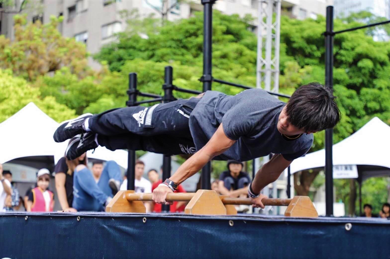 香港街頭健身『花式大神LEO』教你克服訓練上問題!!!